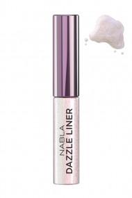 """Eyeliner Vegan """"Dazzle Liner"""" Purity - Nabla"""