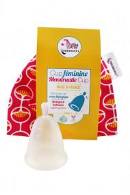 "Coupe Menstruelle Ecologique ""Cup Féminine"" - Lamazuna"