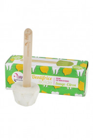 Vegan Solid Toothpaste - Sage & Lemon - Lamazuna