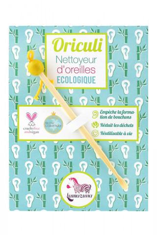 """Cure-Oreilles en Bambou """"Oriculi"""" - Lamazuna"""