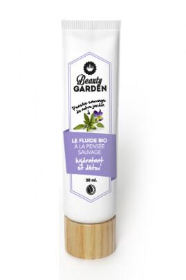 Fluide Hydratant Détox Bio & Vegan - Pensée Sauvage - Beauty Garden