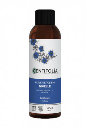 Huile de Nigelle Vierge Bio - Centifolia