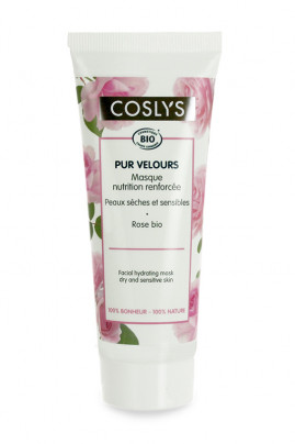 Masque Bio Hydratant Peau Sèche et Sensible Coslys
