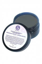 Vegan Sensitive Skin Deodorant - Lavender & Mint - Soapwalla