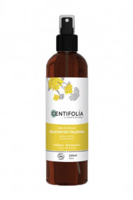Organic Helichrysum Water Flower (Everlasting Flower) - Toning & Illuminating - Centifolia