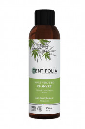 Organic Vegetable Hemp Oil - Anti-Drying - Centifolia