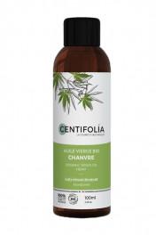 Organic Vegetable Hemp Oil - Anti-Drying - Centifolia