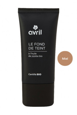 Organic Liquid Foundation Avril