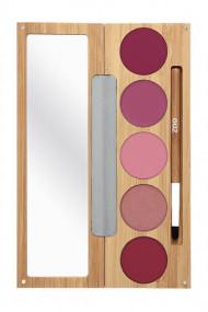 Palette Rouges à Lèvres Bio Vegan - Zao