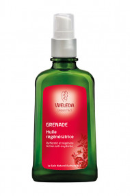 Regenerating Pomegranate Body Oil Weleda
