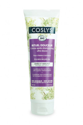 Organic Shampoo - Weakened and Unruly Hair - Coslys