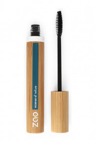 Mascara Noir Rechargeable Bio Vegan - Volume & Gainage - Zao