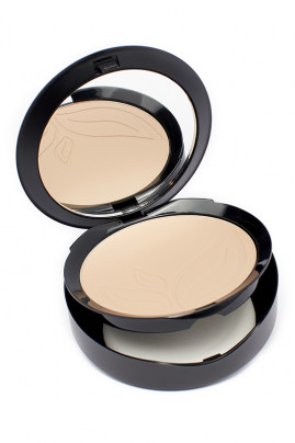 Vegan & Organic Compact Powder Foundation - Purobio
