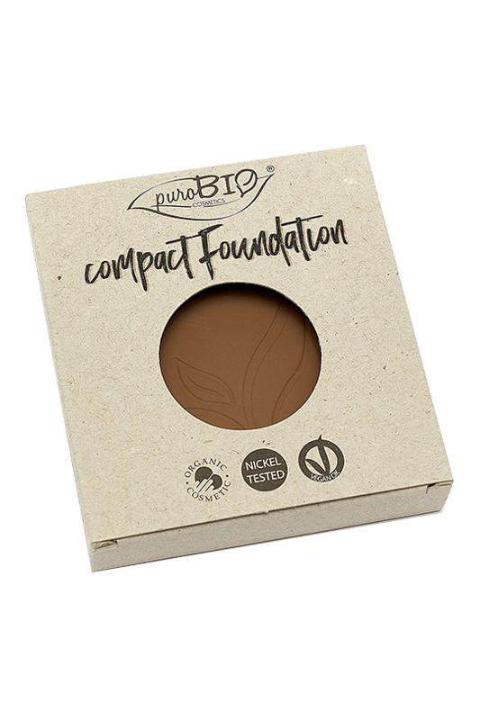 Vegan Amp Organic Compact Powder Foundation Purobio