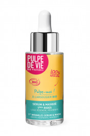 Organic Face Serum Moisturizing Repleneshing- Pulpe-Moi - Pulpe De Vie