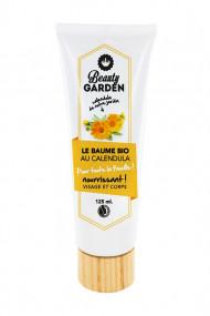 Organic & Vegan Nourrishing Body Balm - Calendula - Beauty Garden