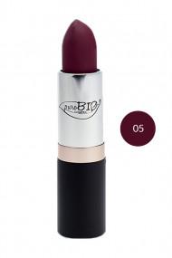 Rouge à Lèvres Bio 05 Cerise - Purobio