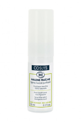 Organic Fresh Breath Spray Coslys