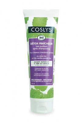 Après Shampooing Bio - Cheveux Gras - Coslys