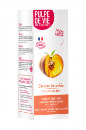 "Organic Day Cream ""Caresse Veloutée"" Pulpe de Vie"