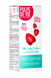 "Organic Cream Anti-Wrinkle ""The Rides Killer"" - Pulpe de Vie"