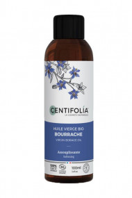 Organic Virgin Borage Oil - Softening - Centifolia