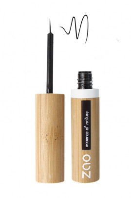 Organic & Vegan Refillable Eyeliner Brush - Zao