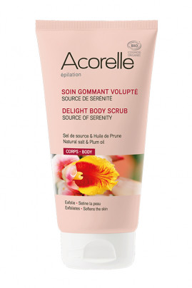 "Organic Delight Body Scrub ""Source de Sérénité"" - Acorelle"