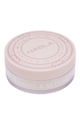 Translucent Baking & Setting Powder - Nabla