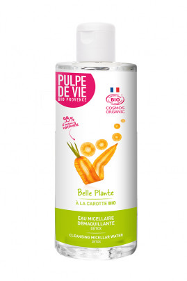 Organic micellar cleansing water - Beautiful plant - Pulpe de vie