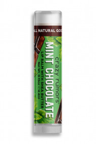Natural Lipbalm Mint Chocolate Crazy Rumors