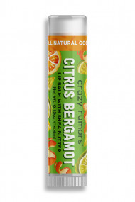 Baume à lèvres Orange Bergamote Crazy Rumors