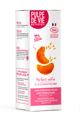Moisturizing Blur Face Care With Prebiotic - Perfect Selfie - Pulpe de Vie