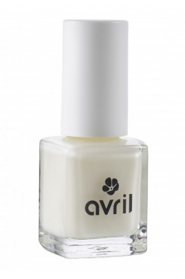 Vernis Blanchisseur 7-Free Vegan - Avril