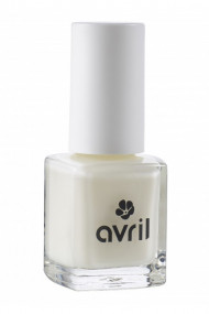 Vegan 7-Free Whitener Nail Polish - Avril