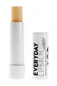 "Organic & Vegan ""Everyday"" Moisturizing Lip Balm - Purobio"