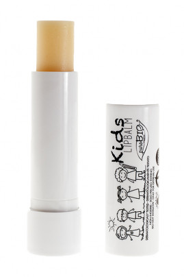 Organic Vegan Lip Balm for Kids - Purobio