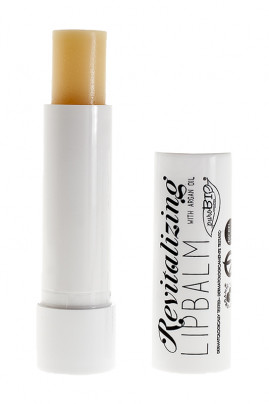 Organic & Vegan Revitalizing Lip Balm - Purobio