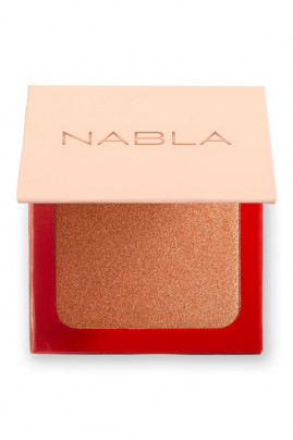 "Vegan Highlighter Compact ""Denude"" - Nabla"