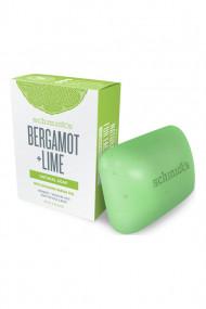 Vegan Soap - Bergamot & Lime - Schmidt's