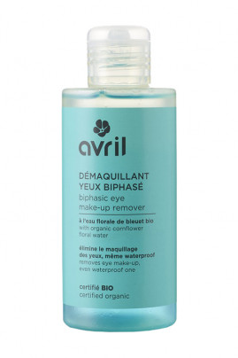 Démaquillant Bio & Vegan Yeux Waterproof - Avril