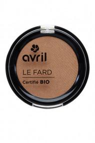 """Fard à Paupières Bio Avril """"Cuivre irisé"""""""