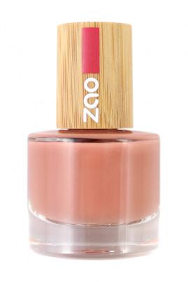 Vernis à Ongles Naturels 6-Free ZAO