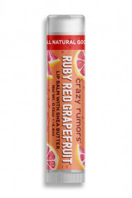 Natural Lipbalm Pink Grapefruit Crazy Rumors