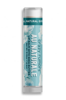 Natural Lipbalm Au Naturale Crazy Rumors