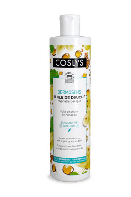 Huile de Douche Bio & Vegan Hypoallergénique - Coslys