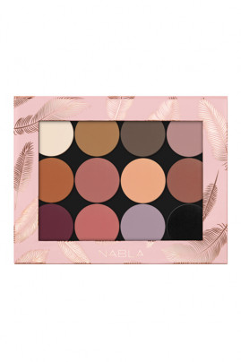 "Makeup Palette ""Feather"" (empty) - Unlimited Edition - Nabla"