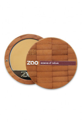 Fond de Teint Compact 730 - Naturel & Vegan - Zao