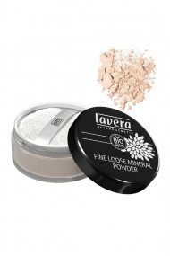 Vegan Fine Loose Mineral Powder - Lavera
