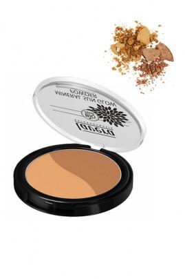 Vegan Golden Mineral Sun Glow Powder - Lavera